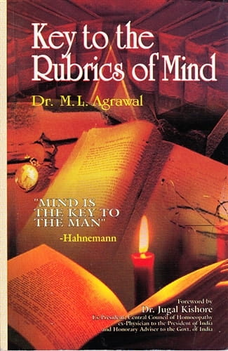 Key to the Rubrics of Mind - M L Agrawal