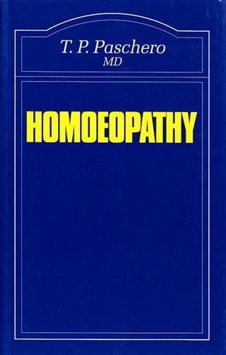 Homoeopathy - Tomas Pablo Paschero