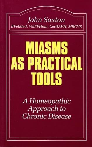 Miasms as Practical Tools