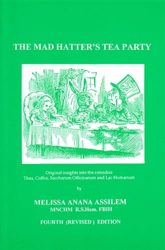 The Mad Hatter's Tea Party - Melissa Assilem