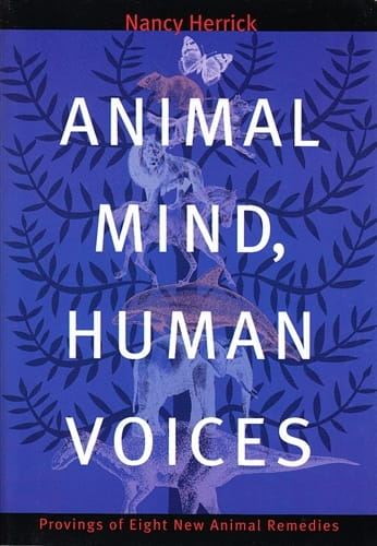 Animal Mind, Human Voices - Nancy Herrick