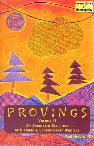 Provings (Volume 2) - Paul Herscu