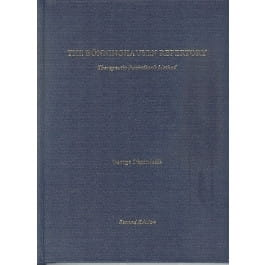 The Boenninghausen Repertory - Therapeutic Pocketbook Method (Second Edition)