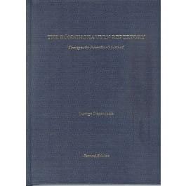 The Boenninghausen Repertory - Therapeutic Pocketbook Method (Second Edition) - George Dimitriadis (ed)