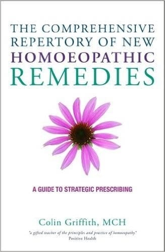 The Comprehensive Repertory of New Homoeopathic Remedies