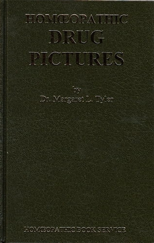 Homoeopathic Drug Pictures (UK edition) - Margaret Tyler