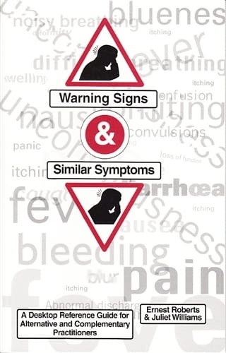 Warning Signs and Similar Symptoms - Ernest Roberts and Juliet Williams