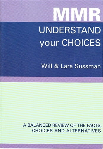 MMR: Understand Your Choices - Will Sussman and Lara Sussman