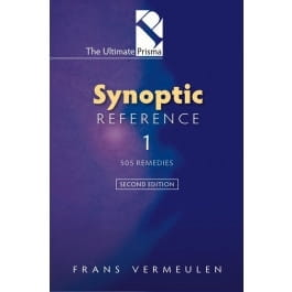Synoptic Reference 1 - Frans Vermeulen