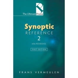 Synoptic Reference 2 - Frans Vermeulen