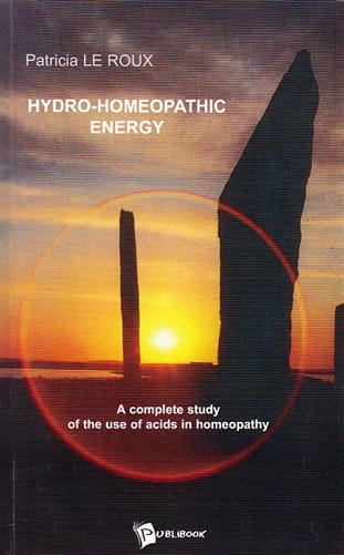Hydro-Homeopathic Energy - Patricia Le Roux