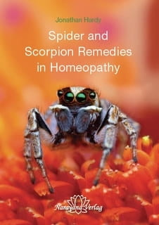 Spider and Scorpion Remedies in Homeopathy - Jonathan Hardy
