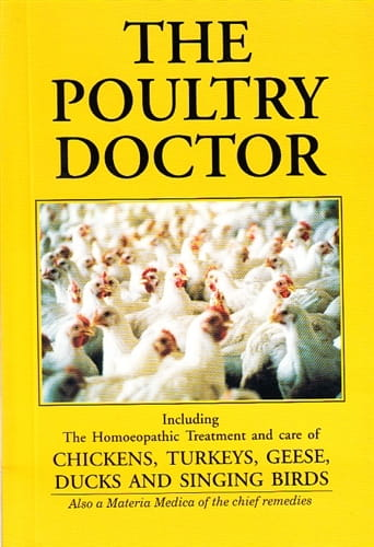 The Poultry Doctor - B Jain Publishers