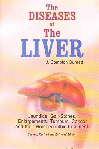 Diseases of the Liver - James Compton Burnett