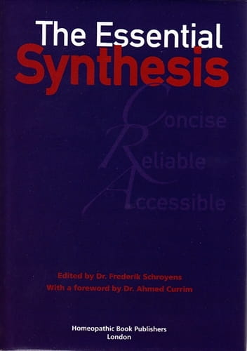 The Essential Synthesis - Frederik Schroyens