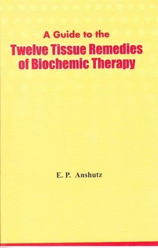 A Guide to The Twelve Tissue Remedies of Biochemic Therapy - Edward Anshutz