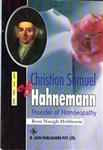 Life of Christian Samuel Hahnemann - Rosa Waugh Hobhouse