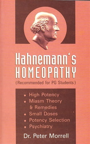 Hahnemann's Homeopathy - Peter Morrell