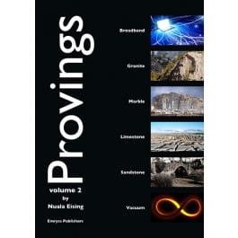 Provings Volume 2: Broadband, Granite, Marble, Limestone, Sandstone and Vacuum - Nuala Eising