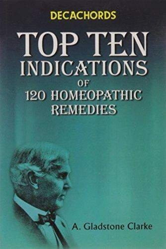 Decachords: Top Ten Indications - A Gladstone Clarke