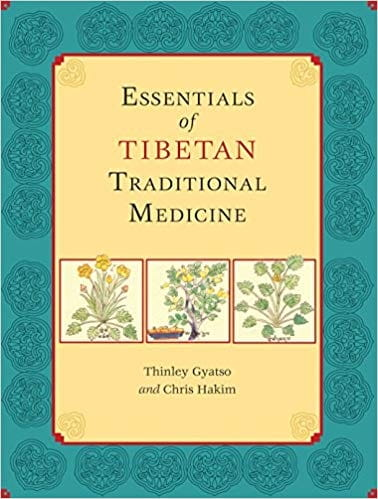 Essentials of Tibetan Traditional Medicine - Thinley Gyatso & Chris Hakim