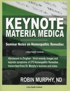 Keynote Materia Medica