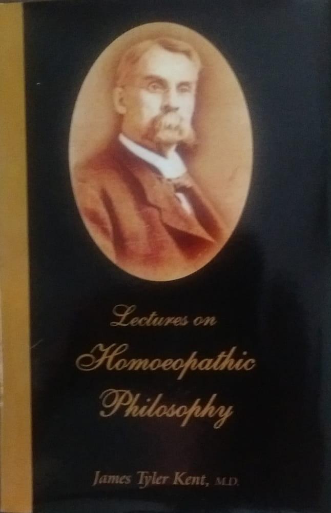 Lectures on Homoeopathic Philosophy - James Tyler Kent (Hardback Indian ed)