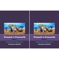 Mammals in Homeopathy (2 Volumes)