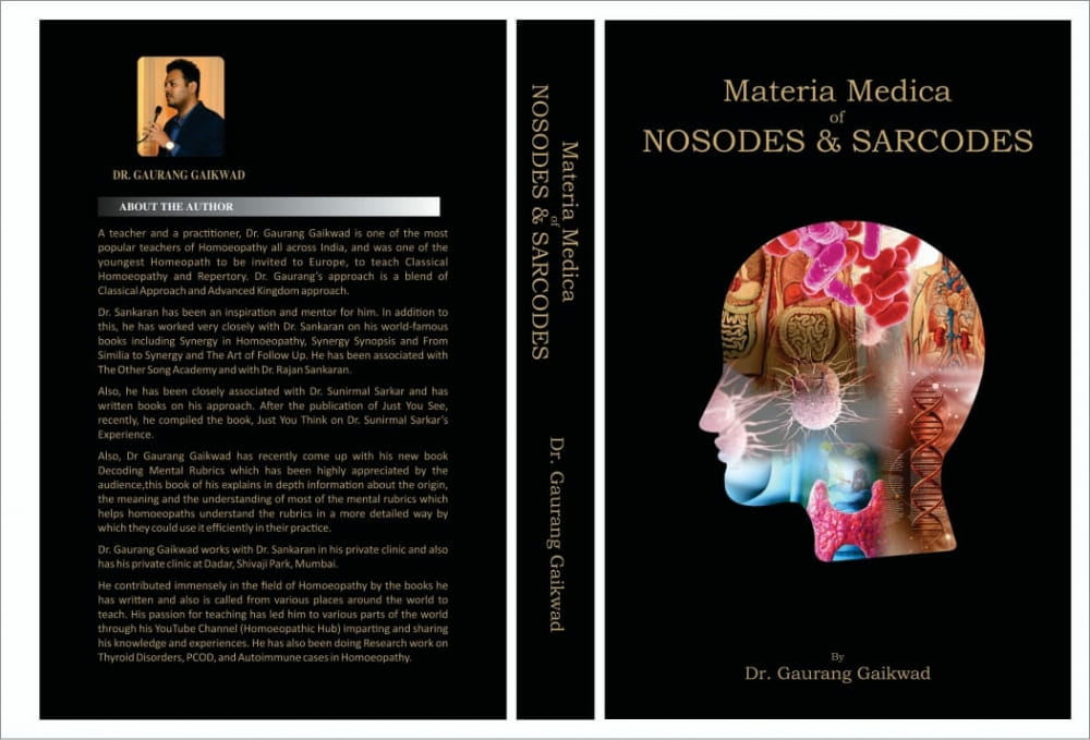 Materia Medica of Nosodes and Sarcodes