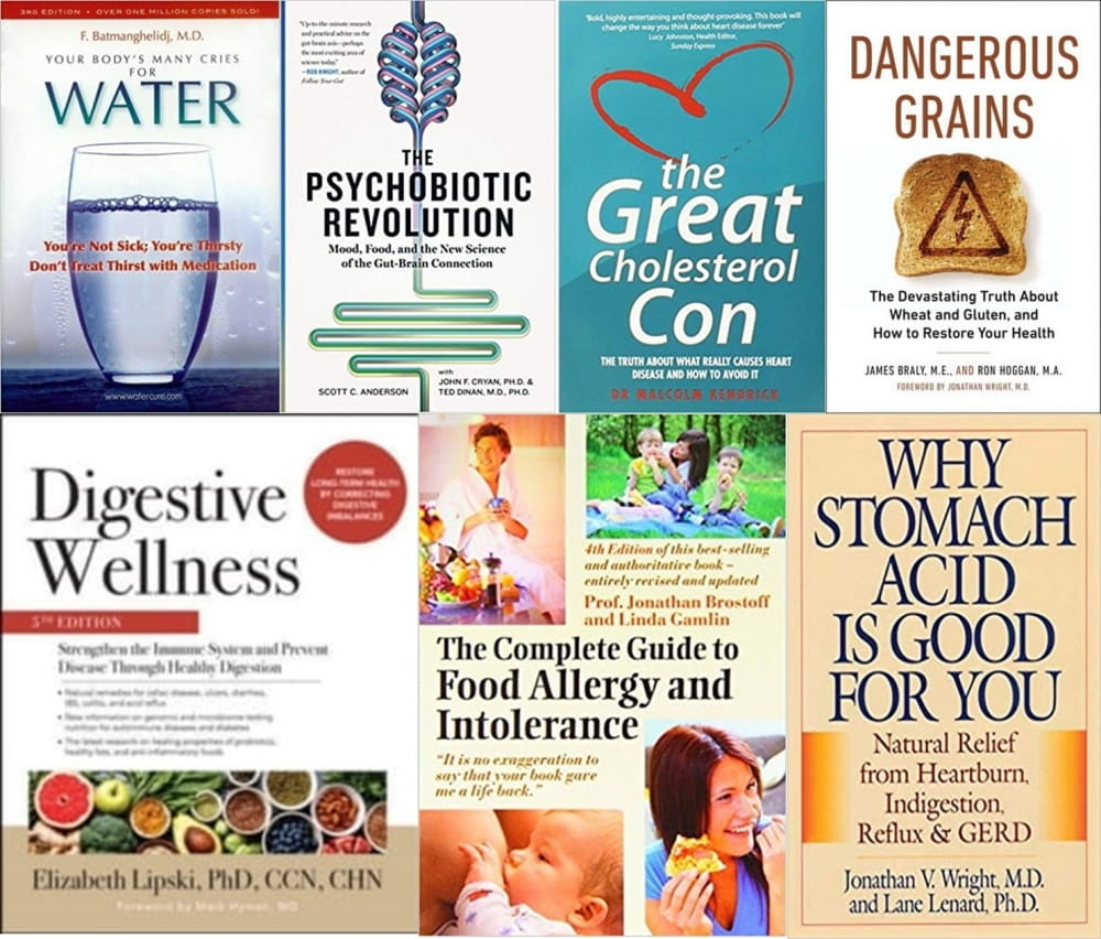 Nutrition Advisor Booklist