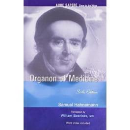 Organon of Medicine (6th Edition)