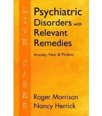 Psychiatric Disorders with Relevant Remedies - Roger Morrison and Nancy Herrick