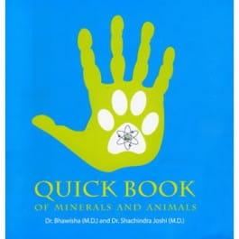 Quick Book of Minerals and Animals - Bhawisha and Shachindra Joshi