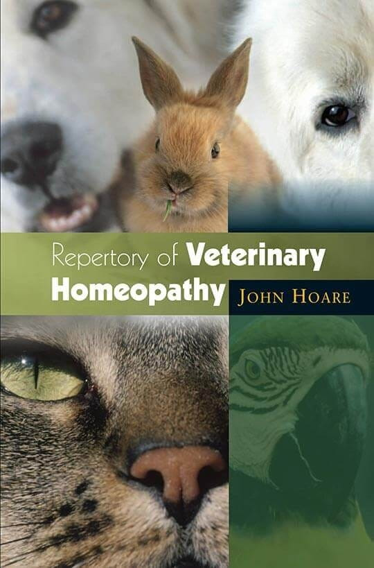 Repertory of Veterinary Homeopathy - John Hoare