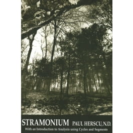 Stramonium: With an Introduction to Analysis Using Cycles and Segments - Paul Herscu