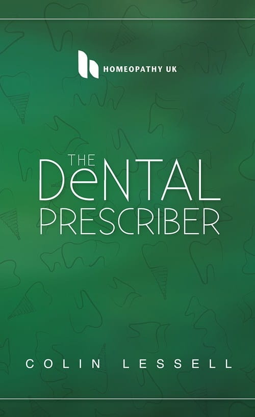 The Dental Prescriber - Colin Lessell