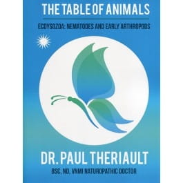 The Table of Animals Part 3: The Ecdysozoa, Nematodes and Early Arthropods - Paul Theriault