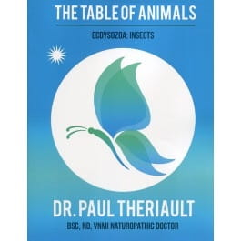 The Table of Animals Part 4: The Insects - Paul Theriault