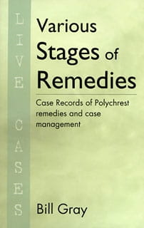 Various Stages of Remedies