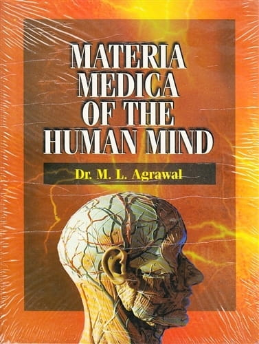 Materia Medica of the Human Mind - M L Agrawal