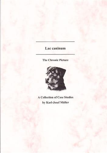 Lac Caninum (Case Studies) - Karl-Josef Muller