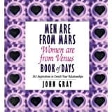 Men are from Mars, Women are from Venus Book of Days - John Gray