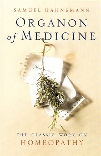 Organon of Medicine (translated by J Kunzli) - Samuel Hahemann
