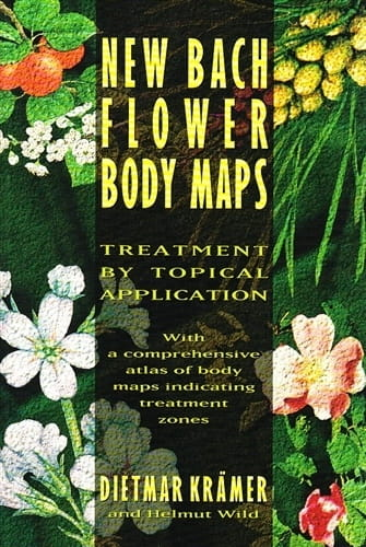 New Bach Flower Body Maps - Dietmar Kramer