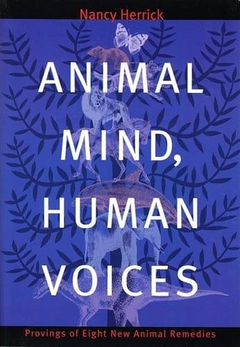 Animal Mind, Human Voices - Nancy Herrick