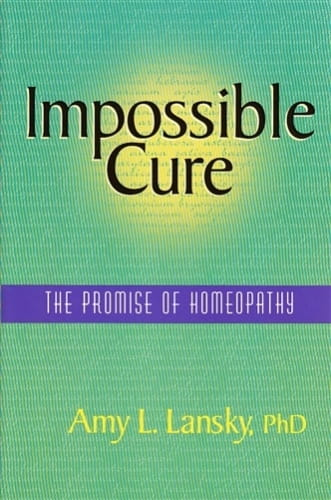 Impossible Cure - Amy Lansky