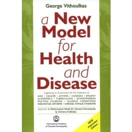 A New Model for Health and Disease - George Vithoulkas