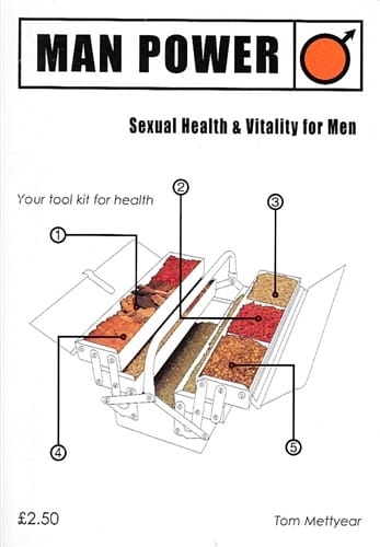 Man Power Sexual Health & Vitality For Men - Tom Mettyear