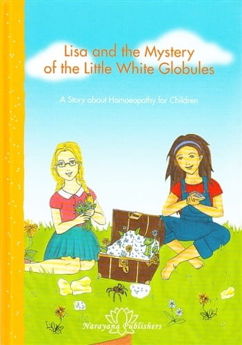 Lisa and The Mystery of The Little White Globules - Jorg Wichmann
