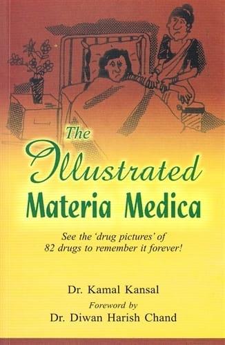 The Illustrated Materia Medica - Kamal Kansal